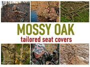 Skanda Mossy Oak Camo Tailored Seat Covers For Chevy Express - Made To Order