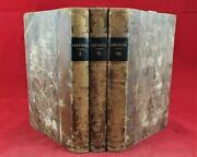 1837 Arethusa A Naval Story Capt Chamier 1st Ed Rare Triple Decker Leather