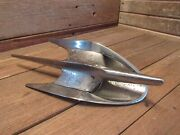 Vintage 1950and039s Hood Ornament Ford Car Hot Rod Rat Rod