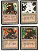 ►magic-style◄ Mtg - 4x Mishraand039s Factory All 4 Seasons - Antiquities - See Scans