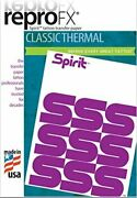 Repro Fx Spirit Master Stencil Paper 100-sheets Thermofax Only -tattoo Supplies-