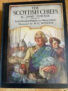 The Scottish Chiefs By Jane Porter Illustrated By N.c. Wyeth 1937