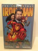 Invincible Iron Man Omnibus By Busiek And Chen - Brand New And Sealed