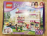 Genuine Lego Friends Retired Set 3315 Olivia's House New In Open Box See Pics