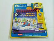 My First Leap Pad Leap Frog Book And Cartridge Leap To The Moon Brand New