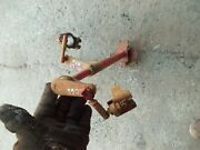 International Farmall Ih 1066 Tractor Shifter Lever Linkage Pivot Rods Rod And
