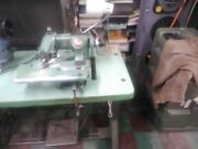 Us Model 718-2 And 718-1 4 Machines Blind Stich Industrial Sewing Machine