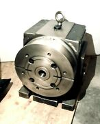 8 Rotary Table Indexer Smw Pt200 With Controller And Hoses Great Condition