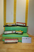 Ho Corkeys Carnival Train Engine, Caboose And 4 Cars With Bonus Offer