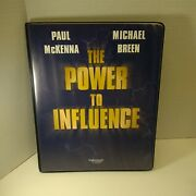 The Power To Influence By Paul Mckenna/michael Breen Nightingale Conant