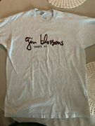 Vintage Gin Blossoms Let You Down Live Tour 93 Shirt Xl Rare Hard To Find