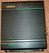 Vintage Clarion A500 2-channel Car Audio Amplifier 15w X 2 - Used