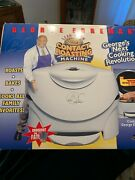 George Forman Lean Mean Healthy Contact Grill Roasting Machine Vintage