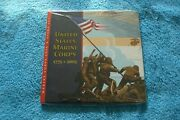 Sealed 1775 - 2005 United States Marine Corps Coin And Stamp Set - Unopened