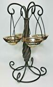 Partylite Global Fusion Hanging Tealight Tree Candle Holder P8371 Party Lite