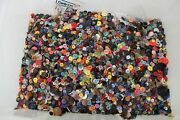 Huge Lot Of Sewing Buttons 11+ Lbs Sewing/crafts Assorted Sizes/shapes/colors