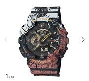 G-shock One Piece Collaboration Model Limited Quantity Design