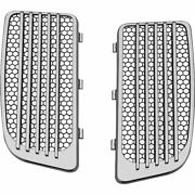 Kuryakyn Radiator Grills For Twin Cooled High Output Twin Cams - 7681