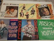 6 Singles.80and039s.culture Clubhazel Deanmusical Youthbucks Fizzcher Alvin Star