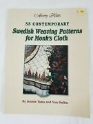33 Contemporary Swedish Weaving Patterns For Monkand039s Cloth - Avery Hilland039s 1998