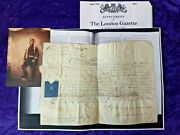 1834 King William Iv Military Commission + Lots More Info, Photo Etc.