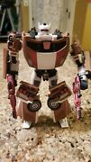 Custom Transformers - Custom Designed And Painted Deluxe Size Headmaster...