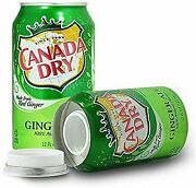 Fake Soda Can Diversion Safe Decoy Canada Dry Ginger Ale