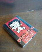 Full Deck Betty Boop Playing Cards Offical Poker Size Deck - Brand New