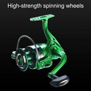 Portable Anti-rust Aluminum Alloy Fishing Reel Spinning Wheel Accessory Tackle