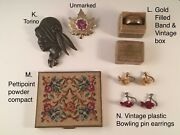 You Pick Vintage Jewelry Random Collectible Lot Torino Pettipoint+