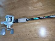 Scheels Outfitters Bait Casting Fishing Rod/reel Combo-balanced Matched Set.