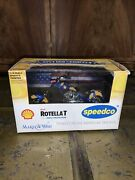 Make A Wish Exclusive Speedco 118 Scale Chopper Shell Rotella T Motorcycle