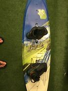 Discord One Thirty Four Wakeboard With Orbit Boots