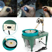 6 In Gem Faceting Machine Rock Bench Grinding Jewelry Lapidary Polisher 2800rpm