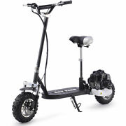 Say Yeah 49cc Gas Scooter Black Age 13+ Free Shipping 48 States