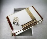 Used 2015 Padron Dupont Line 2 Lighter With Collection Case World Only 500