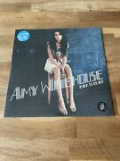 Amy Winehouse Unicef Blue Vinyl Back To Black Very Rare New Condition