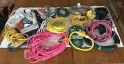 Heavy Duty Extension Cord And Accesories Bundle