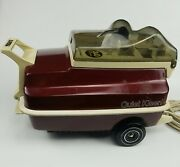 Vintage Eureka Roto-matic Power Team Quiet Kleen Cannister Only 3.0 Hp 1761b
