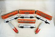 Lionel Santa Fe Diesel Passenger Set Untested And Sold As Is - Very Good Condition