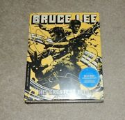 Bruce Lee Greatest Hits 7 Disc Blu Ray New Sealed Criterion 4k Restoration