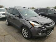 2013 2014 Ford Escape Right Front Passenger Door Gray Auto Up Down Glass 1256907
