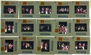 15 Rare Color Photo Slides The Coasters Nader's Rock And Roll Revival Concert 1973