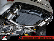Awe Fit 2020 Jeep Grand Cherokee Srt Touring Edition Exhaust Chrome Silver Tips