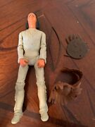 Vintage Marx Johnny West Best Of The West Geronimo Action Figure + Accessories