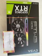 Evga Geforce Rtx 3080 Ftw3 Ultra Sealed In Box Never Opened