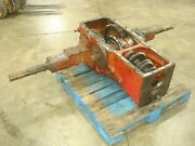 1955 Farmall 400 Tractor Rearend Transmission Assembly