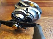 Citica 201hg Lefthanded Reel