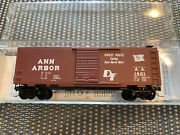 N Scale Micro-trains 20690 Ann Arbor Aa 40and039 Boxcar Road1401 New In Box