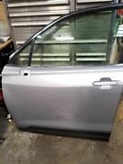 19 20 Subaru Forester Front Driver Silver Door Shell Fire Car 18352